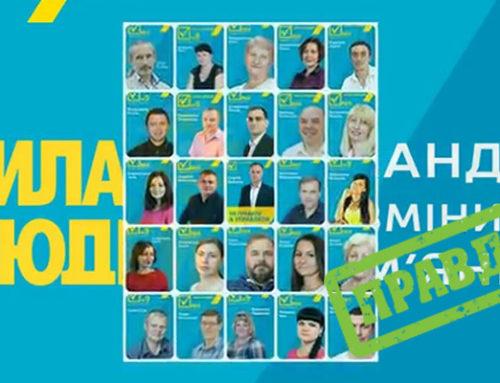 Член маріупольської організації партії «Сила людей» Олег Харченко сказав правду про порушення Маріупольавтодором