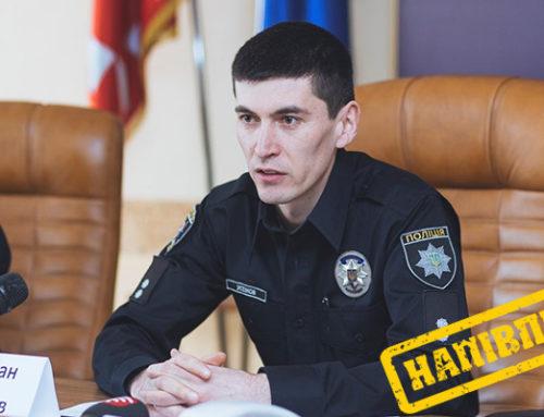 Начальник патрульної поліції Вінниці перебільшив суму штрафів з водіїв за керування у стані сп'яніння