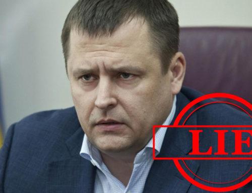 Борис Філатов збрехав про рівень політичного впливу «Оппоблоку» в Дніпрі
