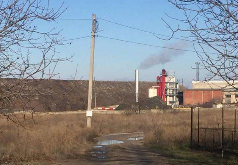 ФАКТЧЕК: мер Бойченко приховує небезпечну та незаконну діяльність турецького асфальтного заводу