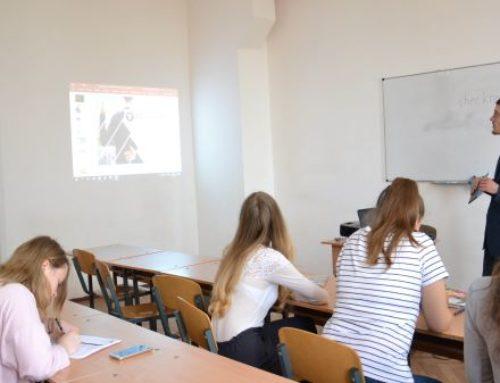 Фактчекін для журналістів Донецького національного університету імені Василя Стуса